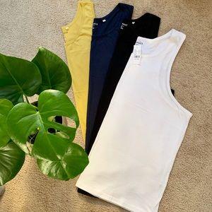 Pacsun Men's Basics Regular Fit Tank Top - XL